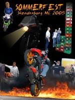 Sommerfestplakat 2005